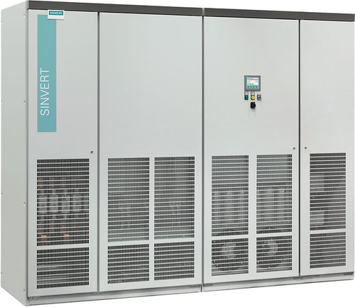 Siemens Sinvert PVS 500kW Power Inverter Image