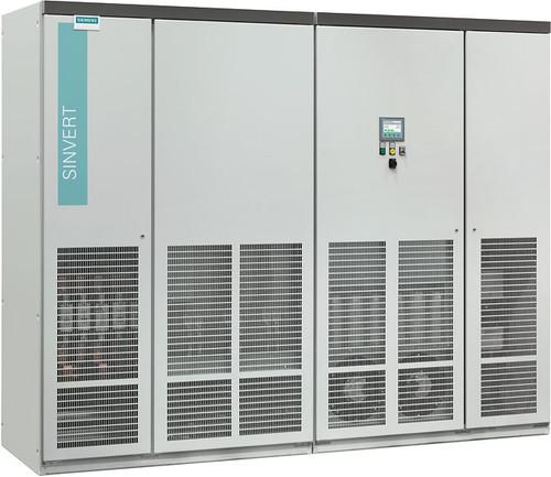 Siemens Sinvert PVS 600kW Power Inverter Image