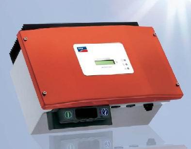 SMA Sunny Boy 2.5kW Power Inverter Image