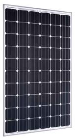 SolarWorld Sunmodule Plus SW 265 Mono 265 Watt Solar Panel Module Image