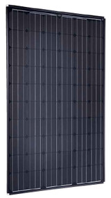 SolarWorld Sunmodule Plus SW 270 Mono Black 270 Watt Solar Panel Module Image