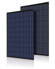 Hyundai HiS-S250MG(BK) 250 Watt Solar Panel Module Image