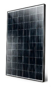Seraphim SRP-265-6MB All Black 265 Watt Solar Panel Module Image