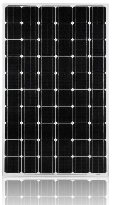 Ulica Solar Ul 260m 60 260 Watt Solar Panel Module