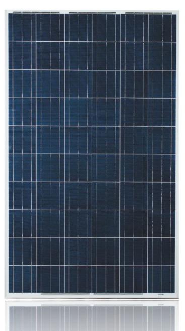 Ulica Solar Ul 225p 54 225 Watt Solar Panel Module