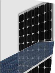 Nb Solar TDB125×125-72-P-190W 190 Watt Solar Panel Module Image