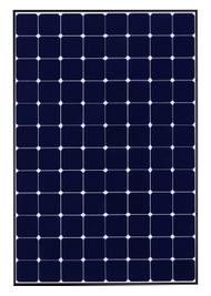 SunPower SPR-E19-235W 235 Watt Solar Panel Module Image