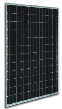 Solar Innova SI-ESF-M-M125-88 245 Watt Solar Panel Module Image