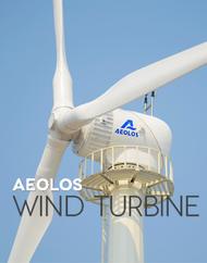 Aeolos Aeolos-H 50kW 50kW Wind Turbine