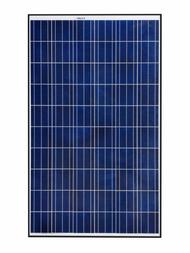 REC Peak Energy BLK REC250PE-BLK 250 Watt Solar Panel Module