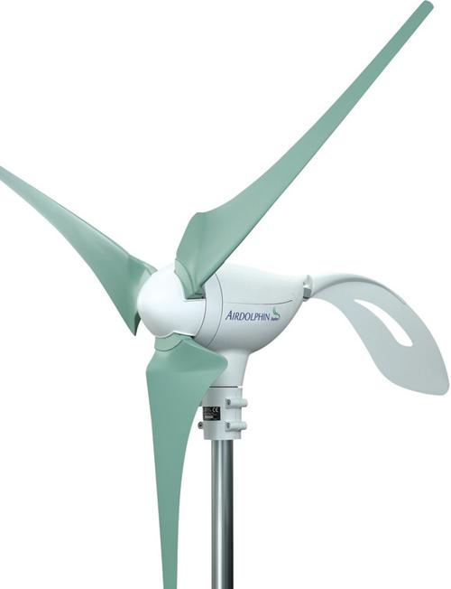 Zephyr Airdolphin GTO Z-1000-250 Wind Turbine