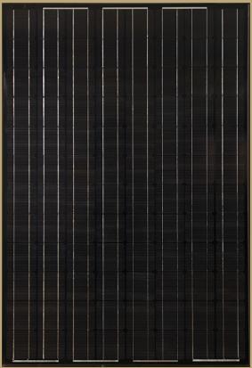 8.33 8.250MSGB Gallium 250 Watt Solar Panel Module