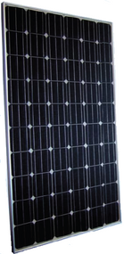 Alfasolar Pyramid 60M 265 Watt Solar Panel Module