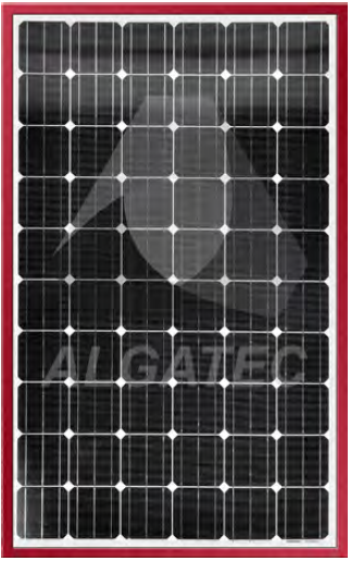Algatec Solar ASM Mono 7-6 Color 270 Watt Solar Panel Module