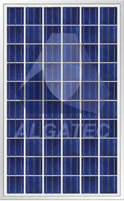 Algatec Solar ASM Poly 6-6 255 Watt Solar Panel Module