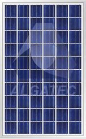 Algatec Solar ASM Poly 6-6 255 Watt Solar Panel Module