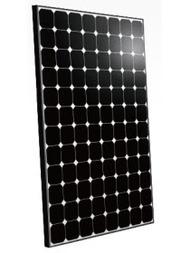 Auo BenQ Sunforte PM096B00 325 Watt Solar Panel Module