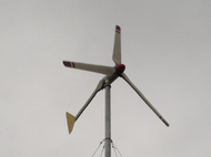 Flexienergy 1kW Wind Turbine