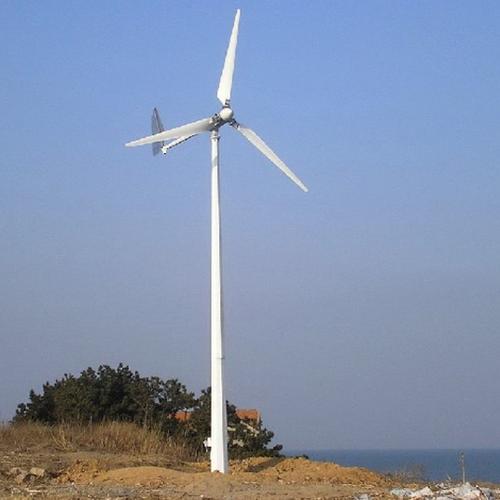 Flexienergy 3kW Wind Turbine