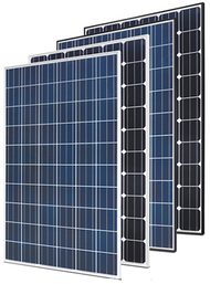 Hyundai HiS-S260RG 260 Watt Solar Panel Module