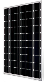 Mage Powertec Plus 255 Watt Solar Panel Module