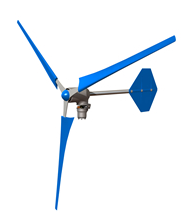 Raum Energy 1.5kW Wind Turbine