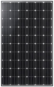 Ritek Solar MM60-6RT-285 285 Watt Solar Panel Module