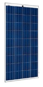 SolarWorld R6A SW 150 Poly 150 Watt Solar Panel Module