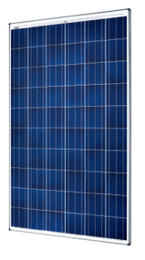 SolarWorld SunModule Plus SW 250 Poly 250 Watt Solar Panel Module