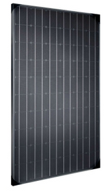 Solon Black 230/02 PLUS 255 Watt Solar Panel Module