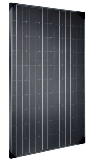 Solon Black 230/02 PLUS 265 Watt Solar Panel Module