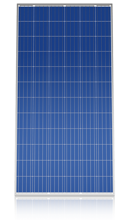 Canadian Solar MaxPower CS6X-320P 320 Watt Solar Panel Module
