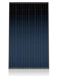 Canadian Solar CS6K-265M All-Black 265 Watt Solar Panel Module