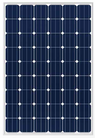 Seraphim SRP-250-6MC Series Black 250 Watt Solar Panel Module