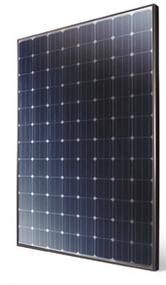 Seraphim SRP-285-5MA Series Black 285 Watt Solar Panel Module