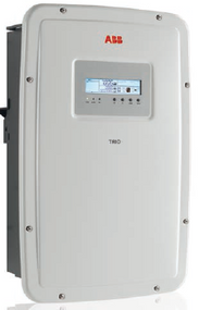 ABB TRIO 5.8-TL-OUTD 5800W Three Phase Inverter