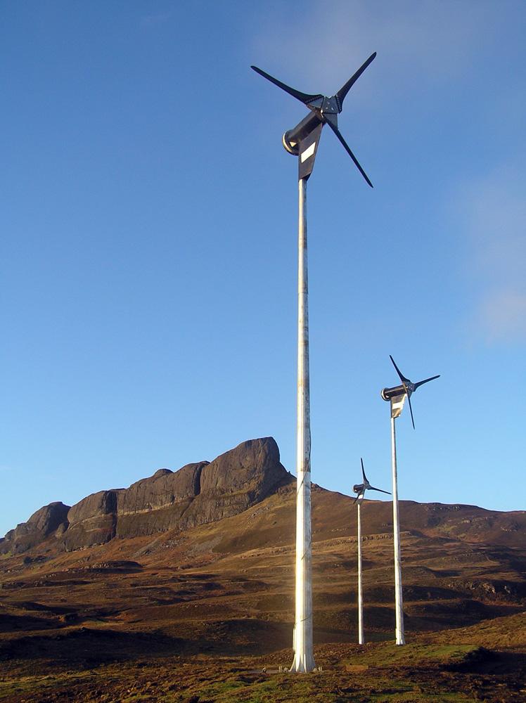 Kingspan Renewables KW6 6 1kW Wind Turbine