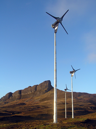 Kingspan Renewables KW6 6.1kW Wind Turbine