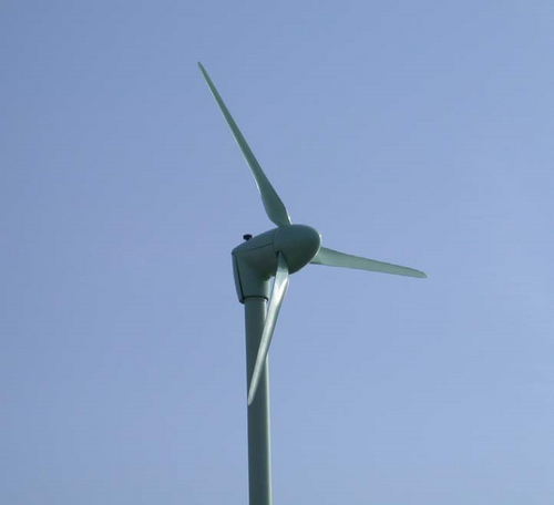 Wind Energy Solutions Wes5 Tulipo 2 5 Kw Wind Turbine