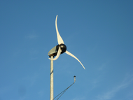 Leading Edge LE-3000 24V 3kW Wind Turbine