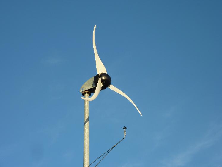 Leading Edge LE-3000 48V 3kW Wind Turbine