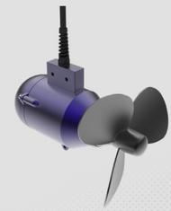 Seamap Ampair UW100 12V Marine Seismic Underwater Generator