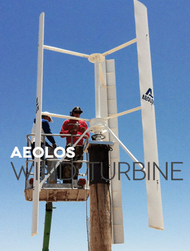 Aeolos Aeolos-V 3000w 3000W On Grid Wind Turbine