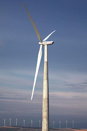 Acciona AW-125 3000kW Wind Turbine