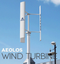 Aeolos Aeolos-V 1000w 1000W On Grid Wind Turbine