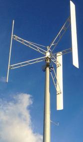 Ropatec SA70 10kW Wind Turbine