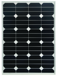 CleverSolar Sunpower cells 60 Watt Solar Panel Module