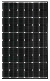 Anji AJP-S660-290 290 Watt Solar Panel Module