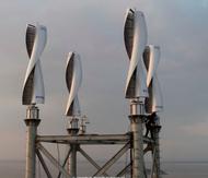 Windside WS-4B 48V 1632W Wind Turbine