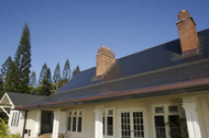 Atlantis Energy BIPV Sunslates5-SS125GM 15 Watt Roof Sunslate